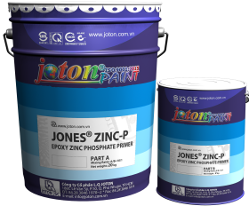 JONES®ZINC-P: Sơn lót kẽm phốt phát
