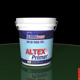 Sơn lót ngoại thất ALTEX cho dự án (17L)