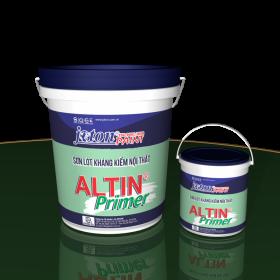 Sơn lót nội thất ALTIN (18L và 3,8L)